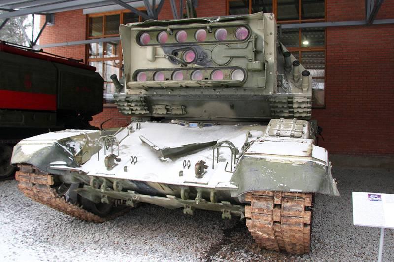 Как устроен секретный лазерный танк СССР