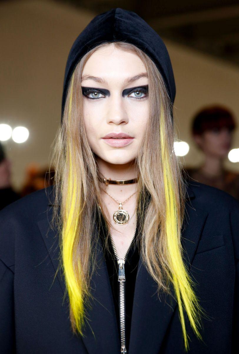 Бьюти-тренд 2020: Что такое макияж для волос волосы,косметика,мода и красота,модные образы,прически,стиль
