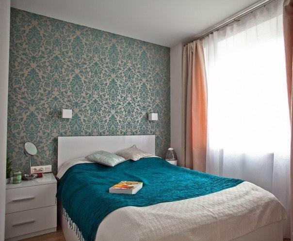 Превосходная перепланировка для типичной однокомнатной квартиры 34 кв.м.