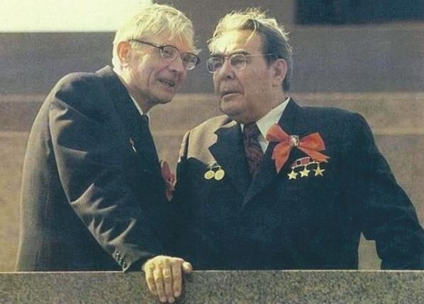 Серый кардинал при Брежневе