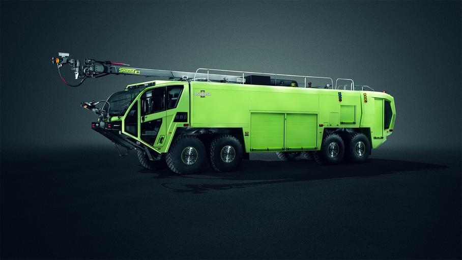 Cамые удивительные пожарные машины в мире
