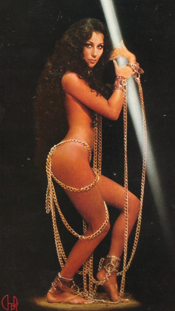 Снимки легендарной Шер в молодости восхитили Сеть! Необыкновенная женщина!