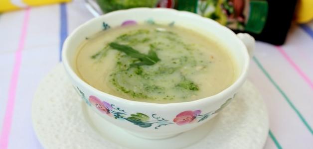 Суп-пюре из репы