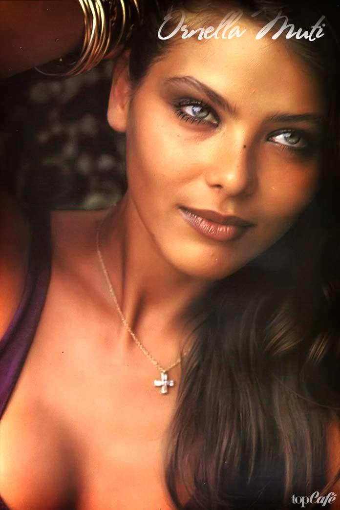 Прекрасные итальянские актрисы: Ornella Muti