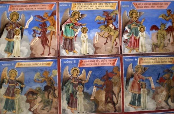 Мытарства Феодоры Константинопольской