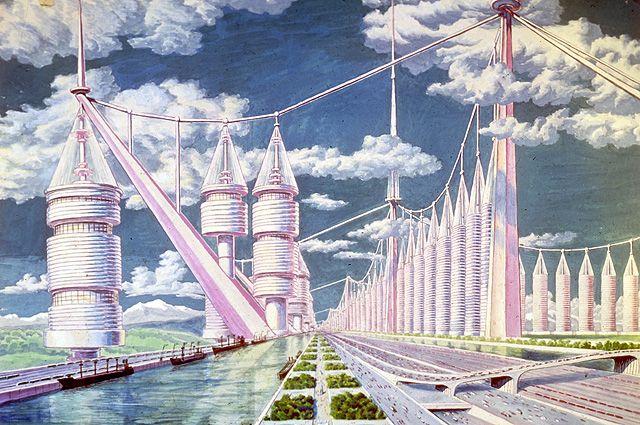 Будущее с точки зрения прошлого. Какой виделась Москва футурологам СССР