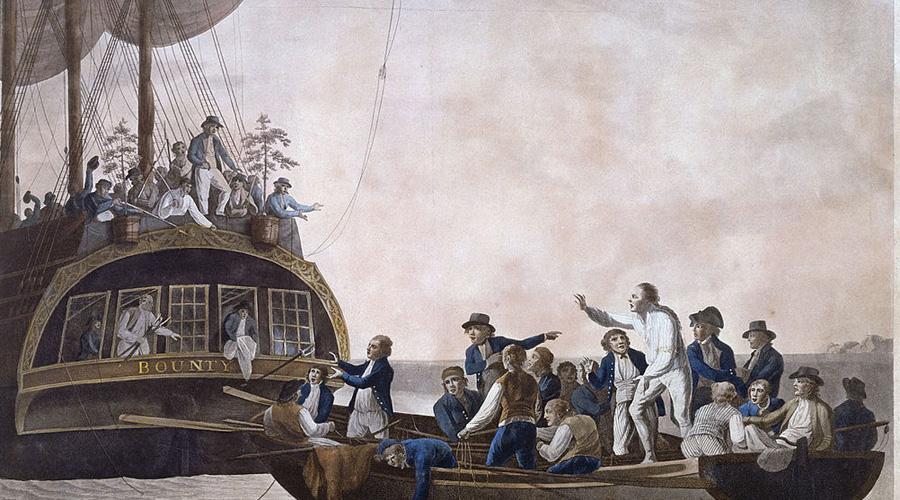 Питкерн: остров где живут потомки пиратов