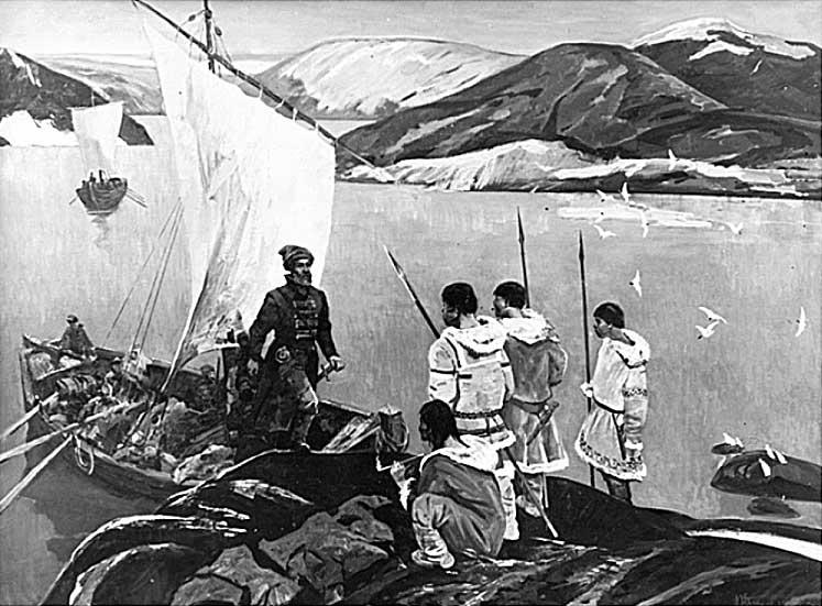 Устюжане-землепроходцы – Роль Вологдчины в освоении Сибири