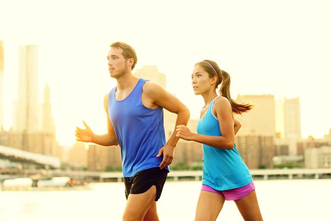 Как 5 минут бега помогают сердцу работать лучше и дольше