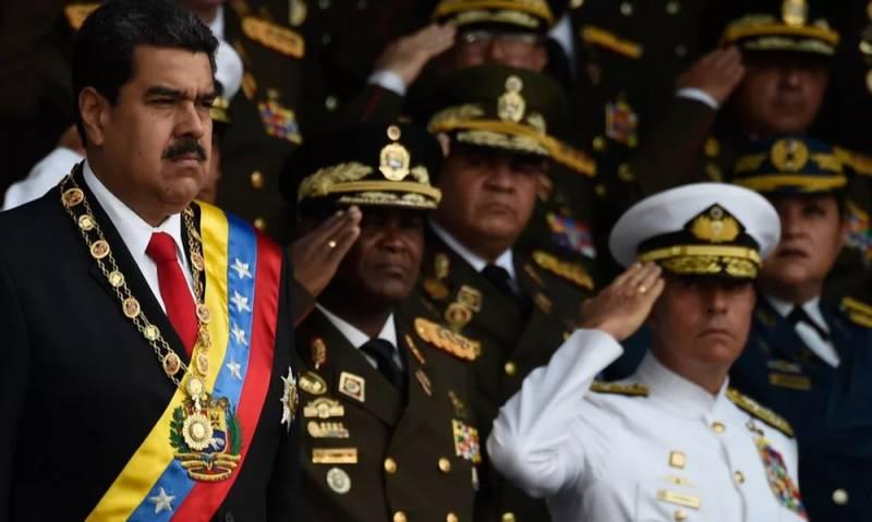 США выступили с угрозами в адрес венесуэльских генералов новости,события