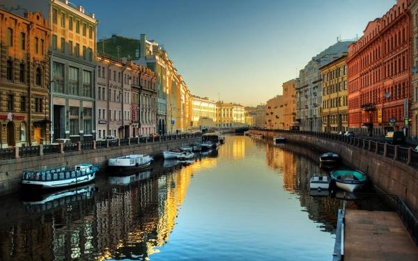 Петербург попал вТОП-25 мировых туристических направлений