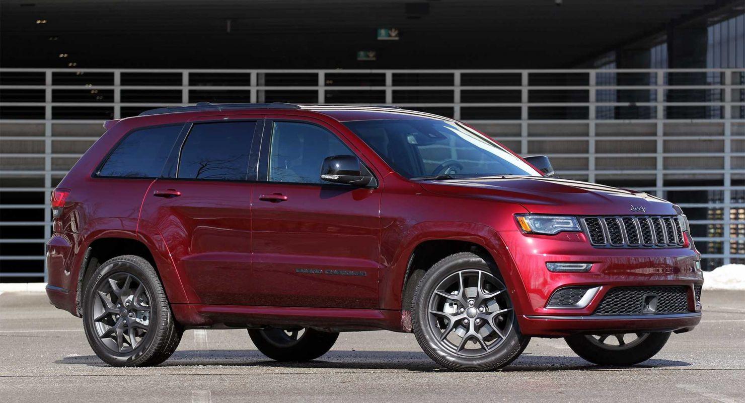 Jeep Grand Cherokee S Limited — достойный представитель своего класса Автомобили