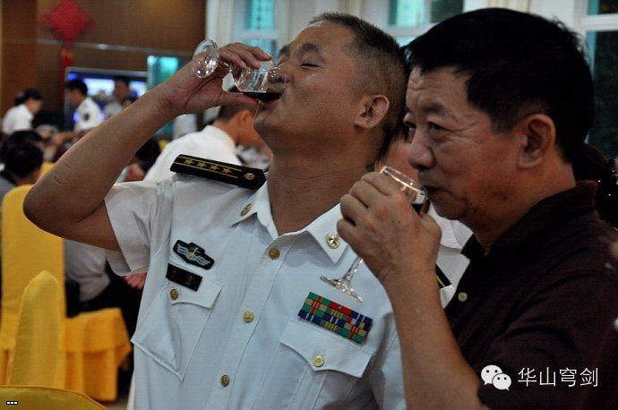 Китайская армия отчиталась о борьбе с пьянством
