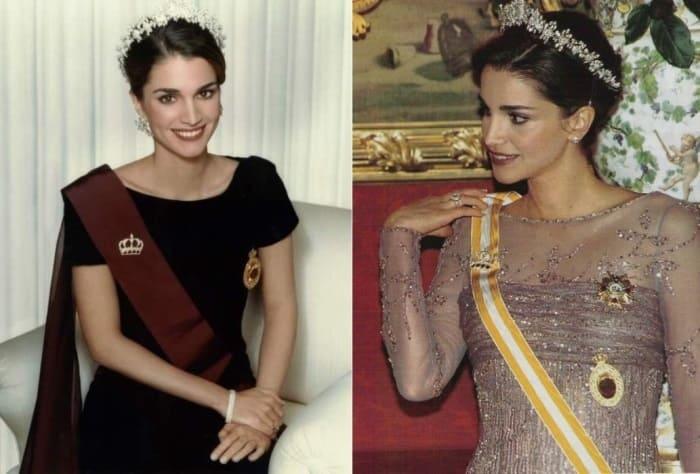 Королева Иордании Рания Аль-Абдалла | Фото: top-antropos.com