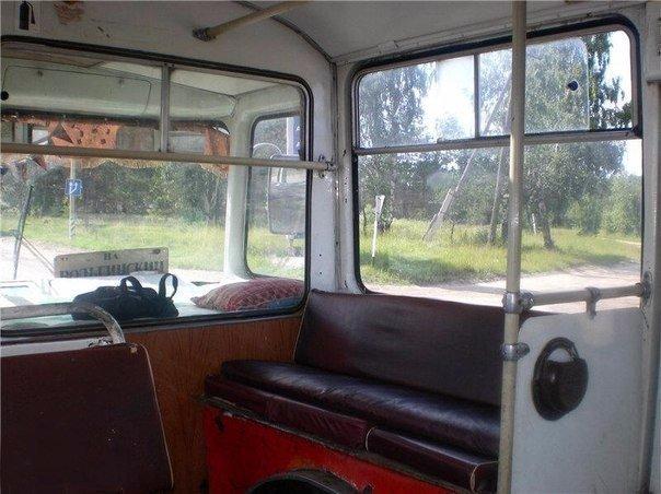 Царское место в автобусе ЛиАЗ. история, классика, фото