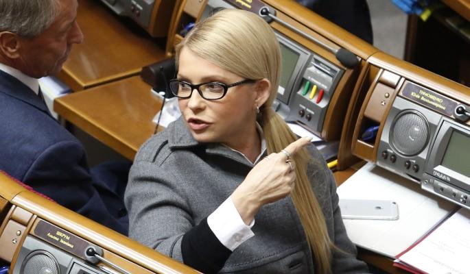 Порошенко выставил Тимошенко…