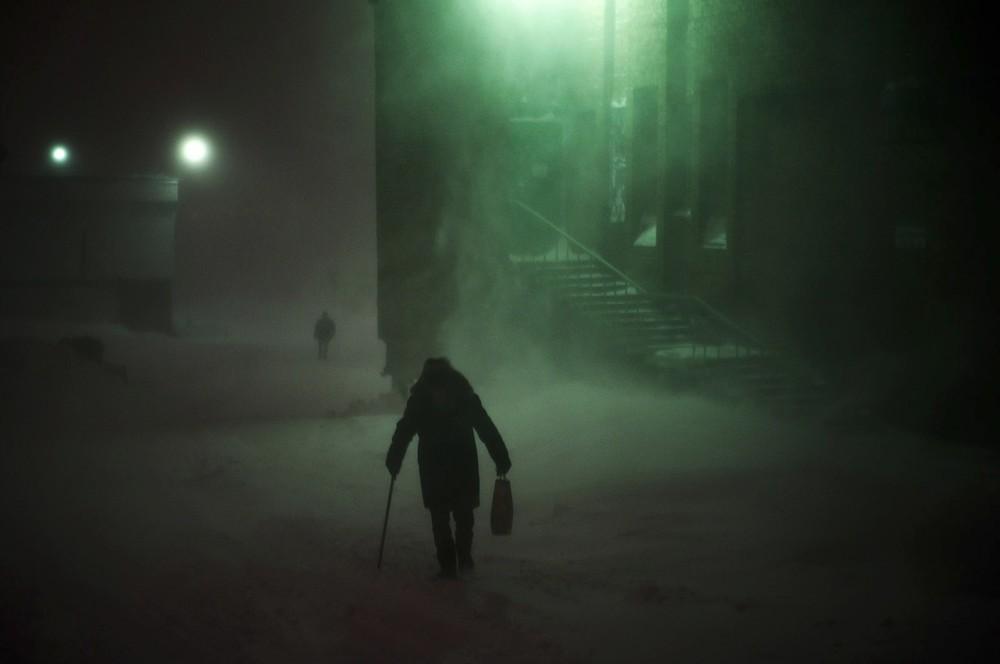 На краю света. 14 фото из Норильска -одного из самых северных города мира