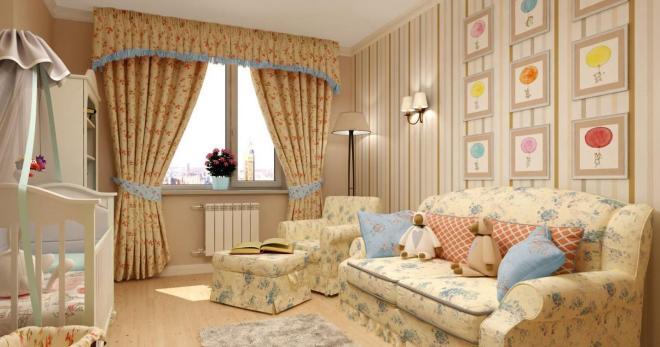 Прованс в интерьере - важные правила домашнего уюта
