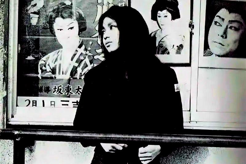 Певица HAKO YAMASAKI. Исполнение в эстетике советской эстрады 1970-х. Жестокий романс по- японски зарубежная,исполнитель