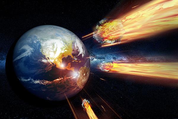 Россияне хотят сбивать астероиды лазером
