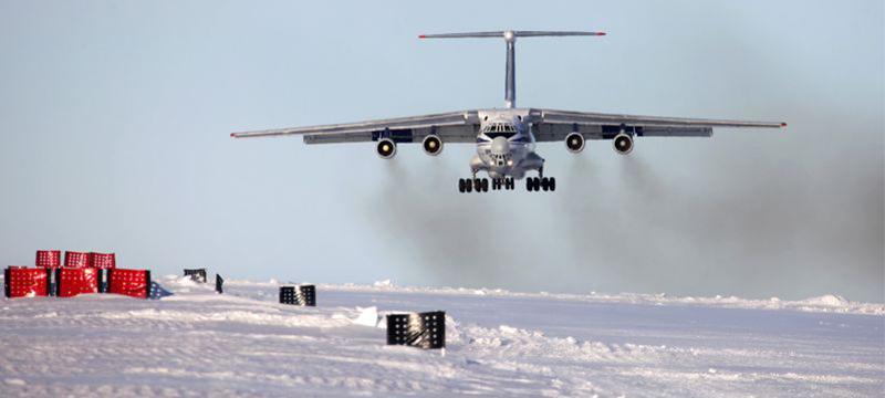 Полярная авиация: пора решат…