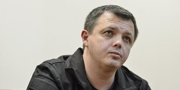 Семенченко анонсировал второй этап блокады Донбасса