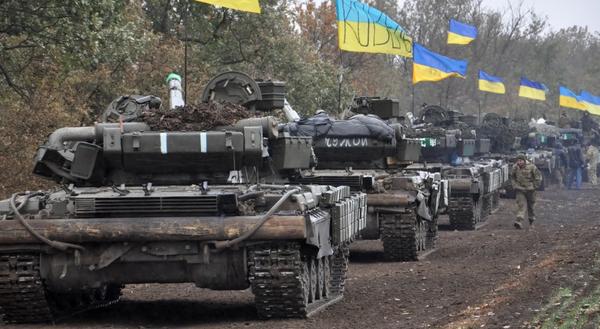 ВСУ планирует зачистить Донбасс до Ростова-на-Дону новости,события