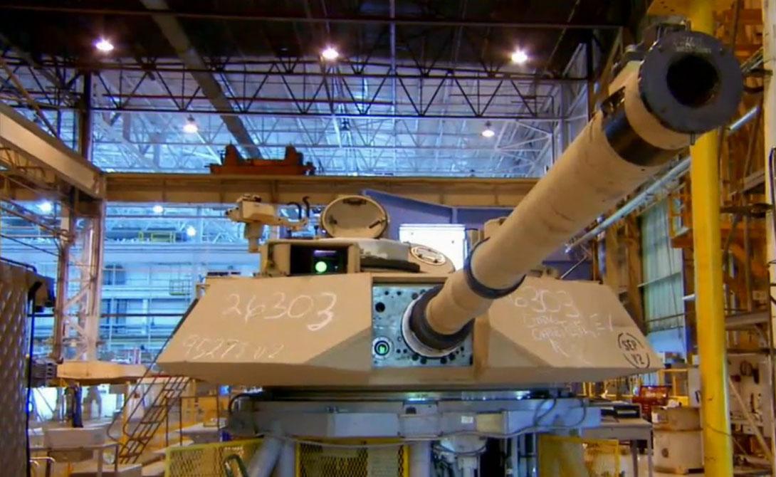 M1 Abrams: лучший танк мира? атака