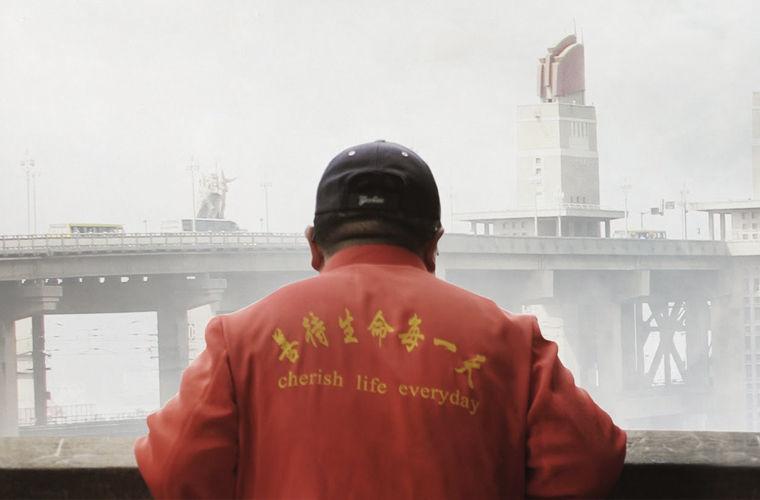 Чэнь Сы: китаец, спасающий самоубийц
