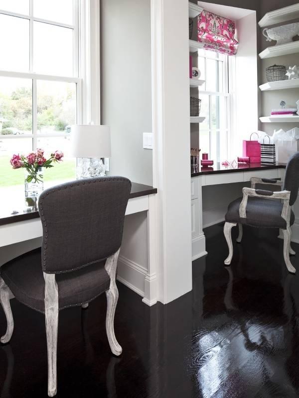 Как можно сделать стол подоконник в комнате
