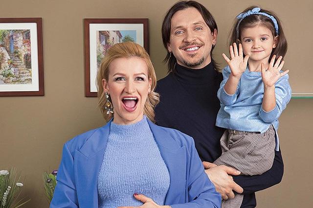 Татьяна Волосожар и Максим Траньков стали родителями во второй раз Звездные дети