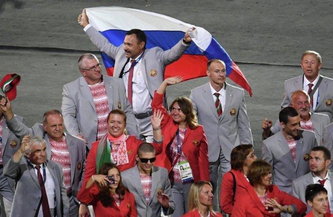 ВОТ ЭТО НАСТОЯЩИЕ БРАТСКИЕ ОТНОШЕНИЯ! Россия сделала невероятный подарок белорусским инвалидам за вынос российского флага в Рио