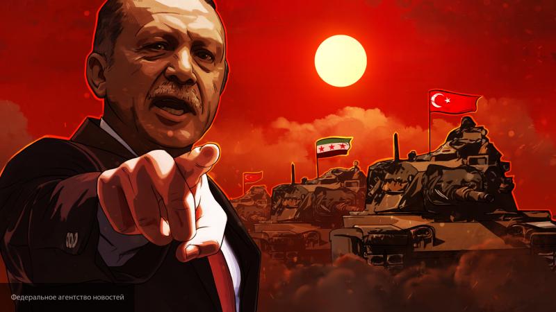 В ходе операции Турции в Сирии потери курдских боевиков составили 480 человек