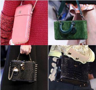Модные сумки весенне-летнего сезона 2017--  актуальные модели и декор