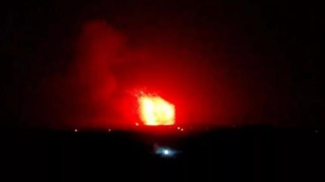 Сирия вновь подверглась ракетной атаке