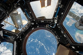 Уфологи заподозрили астронавта МКС в сокрытии НЛО