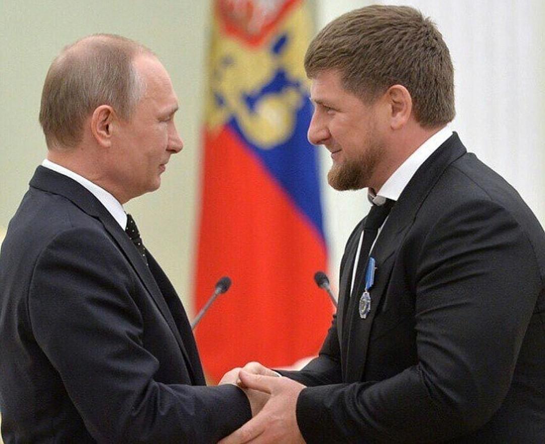 Кадыров: Желаю нашему Презид…