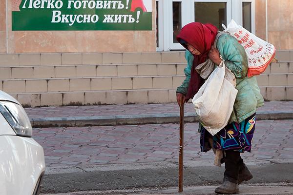 Лишь треть россиян понадеялась на финансовую помощь от детей в старости