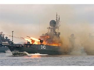 Российский ВМФ превращается во «флот береговой обороны»