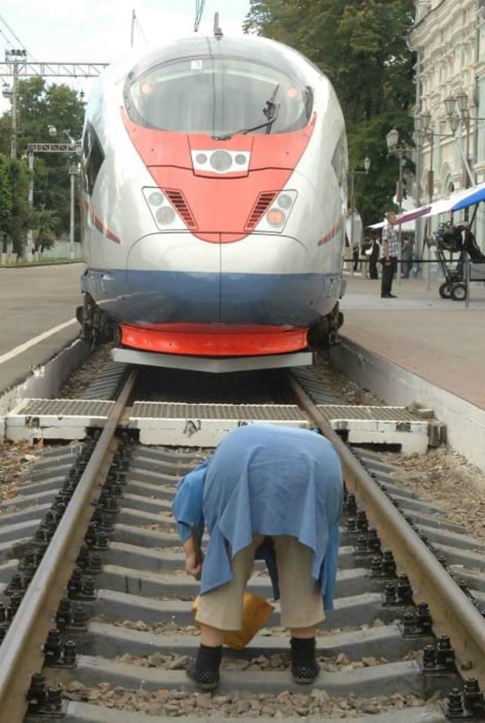 Картинки, смешные картинки поездов