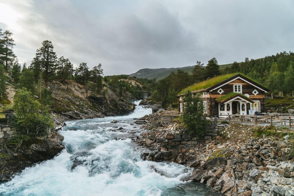 Поездка в Норвегию. Отчёт путешественника