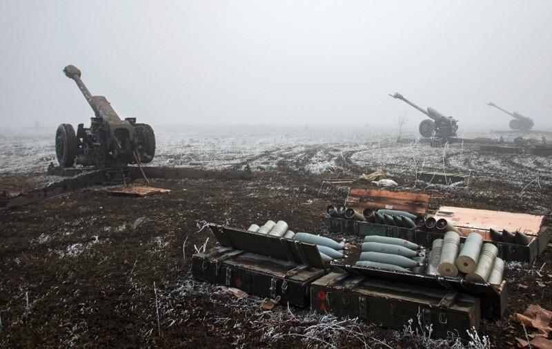 ВСУ 11 раз обстреляли ЛНР 1 марта
