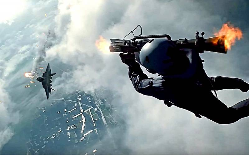 Россияне оценили необычный способ уничтожения Су-57 в новой части игры Battlefield