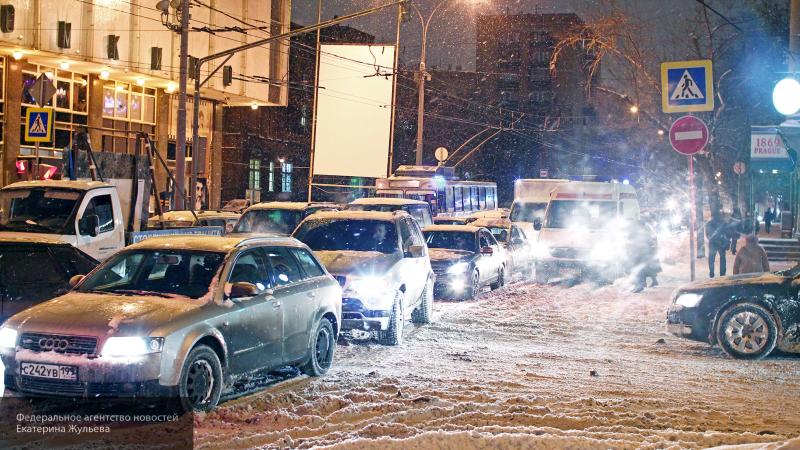 В Центре дорожного движения рассказали о грядущих новогодних пробках