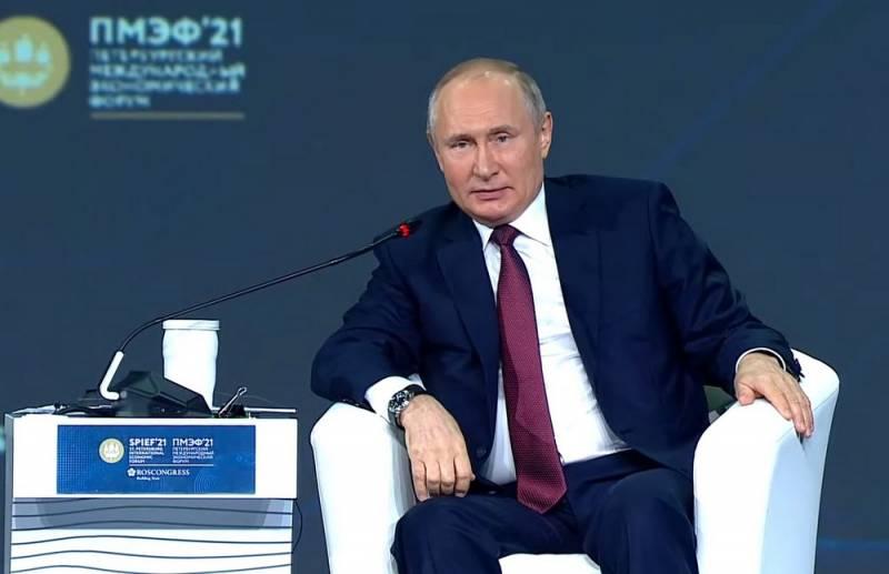 Путин назвал сроки полного окончания строительства «Северного потока-2» Новости
