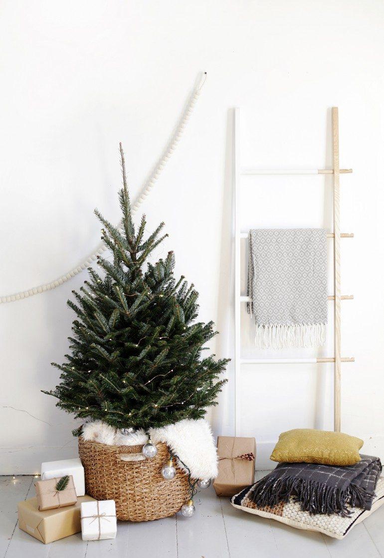 Идеи новогоднего декора для ценителей минимализма
