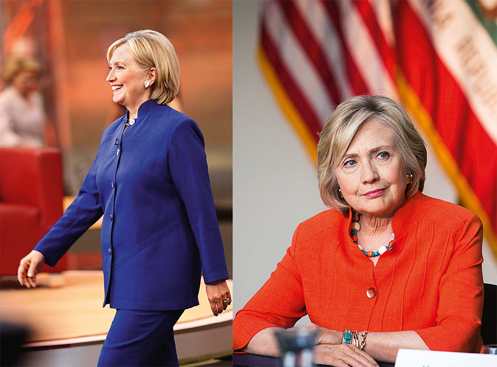 Говорящее впечатление: что объединяет Хиллари Клинтон, Ирину Хакамаду и Татьяну Навку
