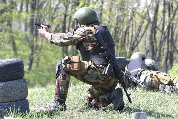 В Северной Осетии Южного военного округа началась боевая стрельба