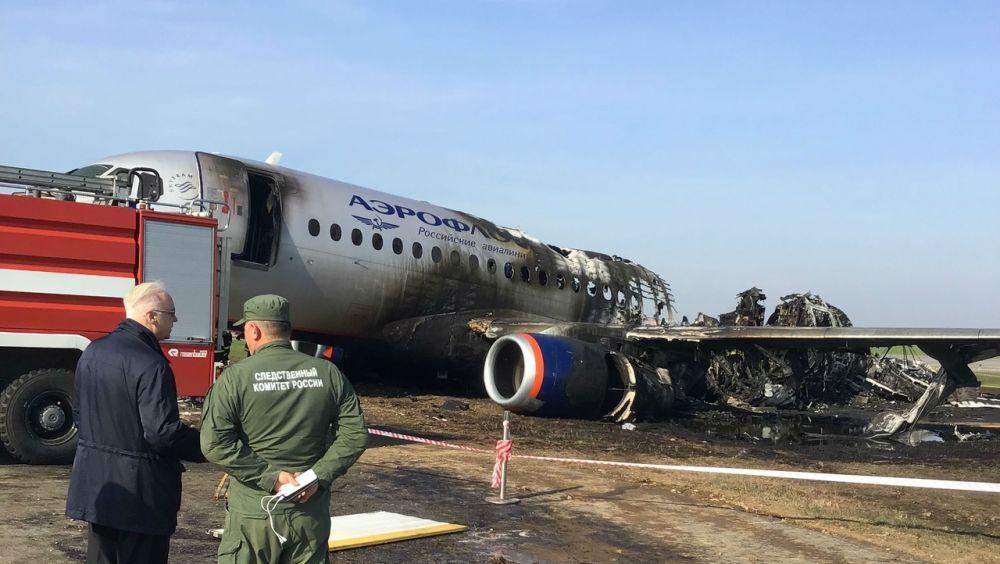 О трагедии в Шереметьево и не только ... россия