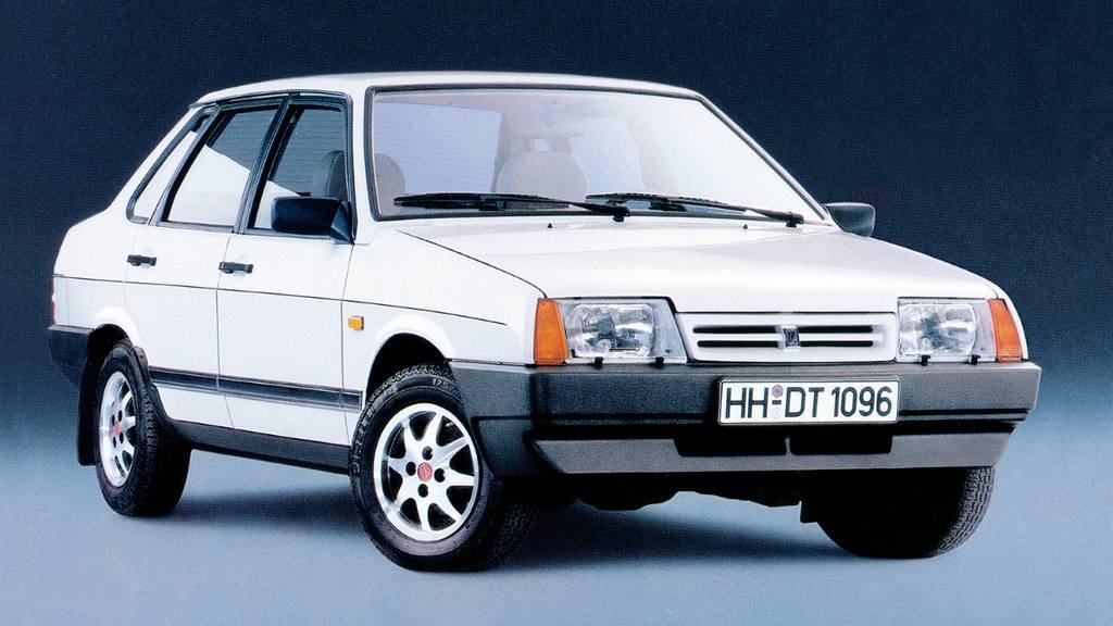 Короткое крыло, индекс 2110 и дизайн от Fiat: мифы и факты о ВАЗ-21099 авто и мото,автоновости